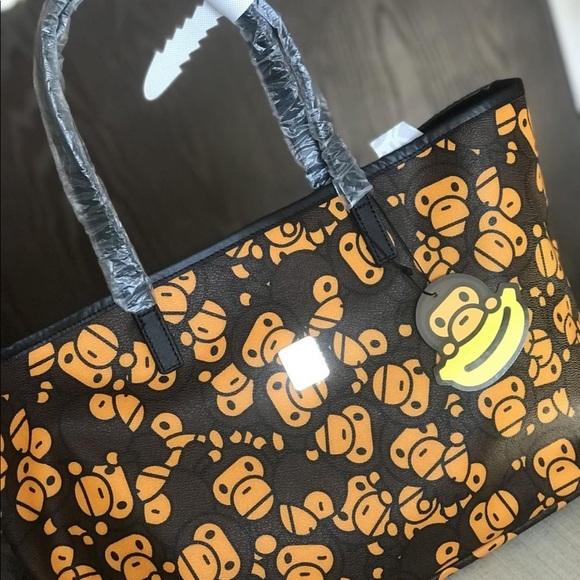 Bape Handbags - Cute Baby Milo Bag